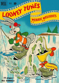 Cover for Looney Tunes and Merrie Melodies (Dell, 1950 series) #110