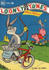 Cover Thumbnail for Looney Tunes and Merrie Melodies (Dell, 1950 series) #118