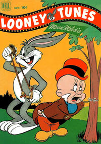 Cover Thumbnail for Looney Tunes and Merrie Melodies (Dell, 1950 series) #126