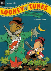 Cover Thumbnail for Looney Tunes and Merrie Melodies (Dell, 1950 series) #131