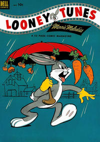 Cover Thumbnail for Looney Tunes and Merrie Melodies (Dell, 1950 series) #139