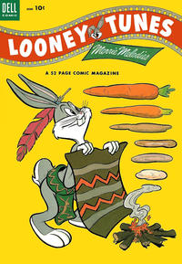 Cover Thumbnail for Looney Tunes and Merrie Melodies (Dell, 1950 series) #140