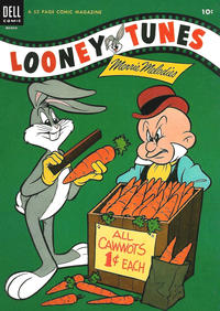 Cover Thumbnail for Looney Tunes and Merrie Melodies (Dell, 1950 series) #149