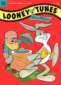Cover Thumbnail for Looney Tunes and Merrie Melodies (Dell, 1950 series) #153
