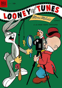 Cover Thumbnail for Looney Tunes and Merrie Melodies Comics (Dell, 1954 series) #154
