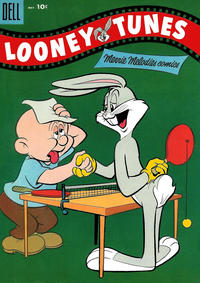 Cover Thumbnail for Looney Tunes and Merrie Melodies Comics (Dell, 1954 series) #163