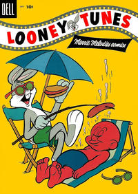 Cover Thumbnail for Looney Tunes and Merrie Melodies Comics (Dell, 1954 series) #165