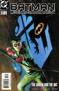 Cover Thumbnail for Batman: Legends of the Dark Knight (DC, 1992 series) #127