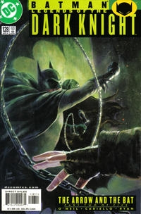 Cover Thumbnail for Batman: Legends of the Dark Knight (DC, 1992 series) #128