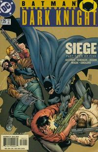 Cover Thumbnail for Batman: Legends of the Dark Knight (DC, 1992 series) #135 [Direct Sales]