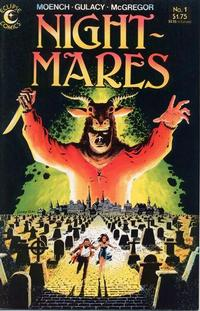 Cover Thumbnail for Nightmares (Eclipse, 1985 series) #1