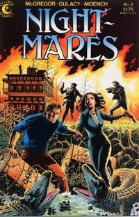 Cover Thumbnail for Nightmares (Eclipse, 1985 series) #2