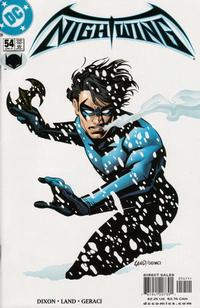 Cover Thumbnail for Nightwing (DC, 1996 series) #54