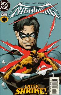 Cover Thumbnail for Nightwing (DC, 1996 series) #55