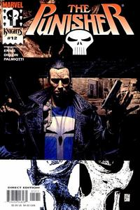 Cover Thumbnail for The Punisher (Marvel, 2000 series) #12