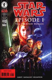 Cover Thumbnail for Star Wars: Episode I The Phantom Menace (Dark Horse, 1999 series) #1