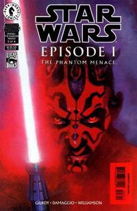 Cover Thumbnail for Star Wars: Episode I The Phantom Menace (Dark Horse, 1999 series) #3
