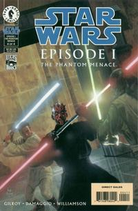 Cover Thumbnail for Star Wars: Episode I The Phantom Menace (Dark Horse, 1999 series) #4