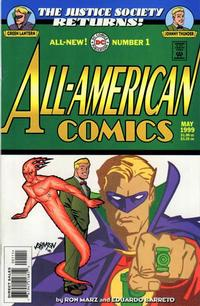 Cover Thumbnail for All-American Comics (DC, 1999 series) #1