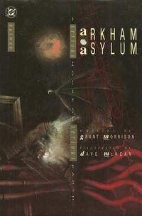 Cover Thumbnail for Arkham Asylum (DC, 1989 series)