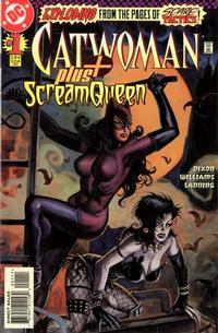 Cover Thumbnail for Catwoman Plus (DC, 1997 series) #1