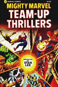 Cover Thumbnail for Mighty Marvel Team-Up Thrillers (Marvel, 1983 series)