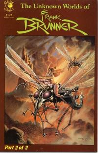 Cover Thumbnail for The Unknown Worlds of Frank Brunner (Eclipse, 1985 series) #2