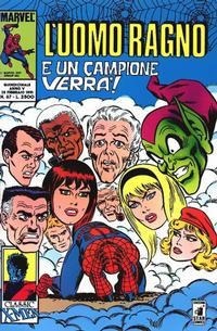 Cover Thumbnail for L' Uomo Ragno (Edizioni Star Comics, 1987 series) #67