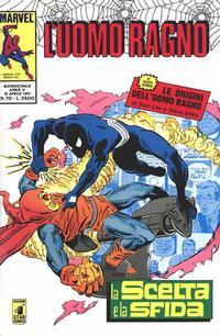 Cover Thumbnail for L'Uomo Ragno (Edizioni Star Comics, 1987 series) #70