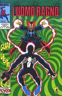 Cover Thumbnail for L' Uomo Ragno (Edizioni Star Comics, 1987 series) #71