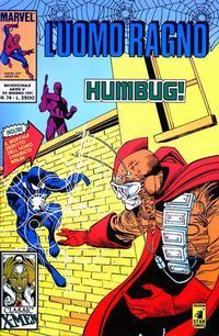 Cover Thumbnail for L'Uomo Ragno (Edizioni Star Comics, 1987 series) #74