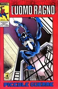 Cover Thumbnail for L'Uomo Ragno (Edizioni Star Comics, 1987 series) #75