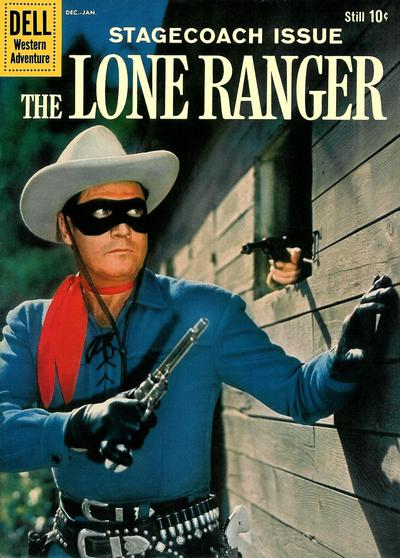 Cover for The Lone Ranger (Dell, 1948 series) #131