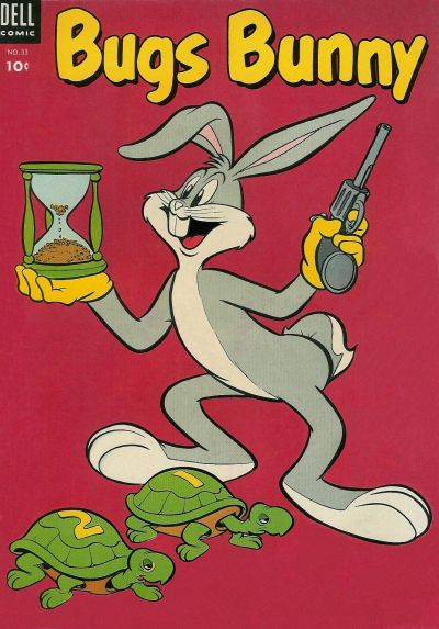 Cover for Bugs Bunny (Dell, 1952 series) #33