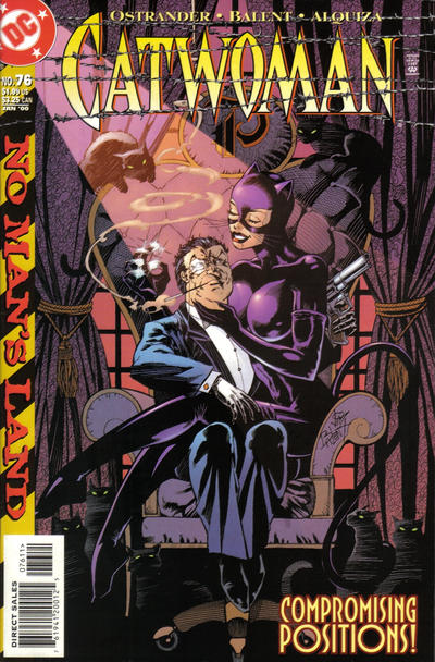 Cover for Catwoman (DC, 1993 series) #76