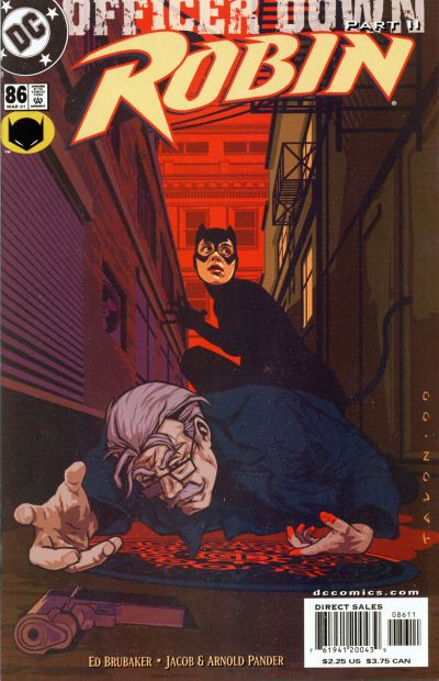 Cover for Robin (DC, 1993 series) #86