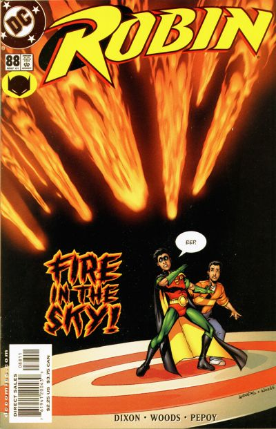 Cover for Robin (DC, 1993 series) #88