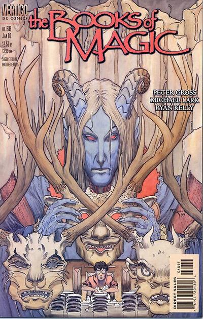 Cover for The Books of Magic (DC, 1994 series) #68