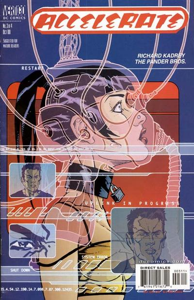 Cover for Accelerate (DC, 2000 series) #3