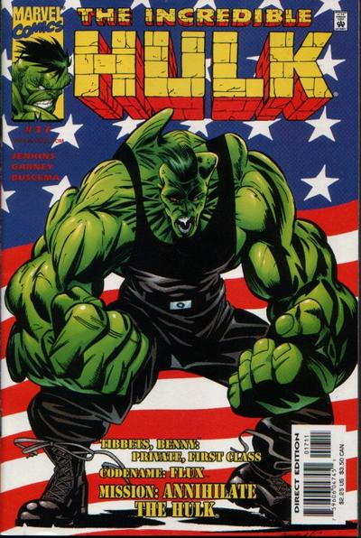 Cover for Incredible Hulk (Marvel, 2000 series) #17