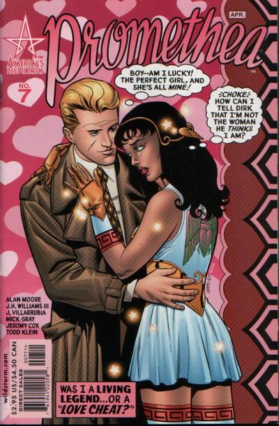 Cover for Promethea (DC, 1999 series) #7