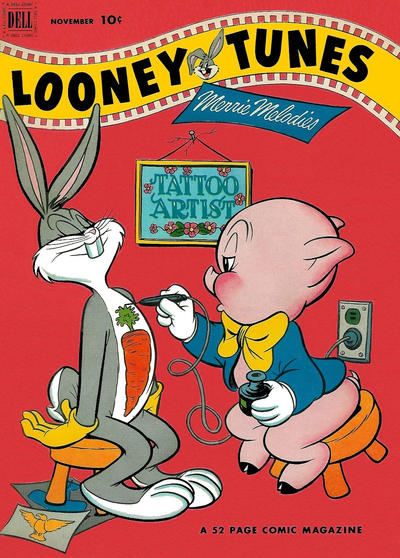 Cover for Looney Tunes and Merrie Melodies (Dell, 1950 series) #133