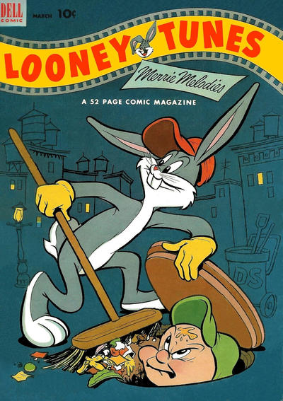 Cover for Looney Tunes and Merrie Melodies (Dell, 1950 series) #137