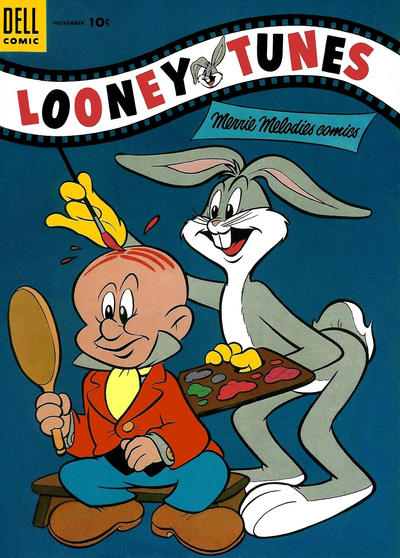 Cover for Looney Tunes and Merrie Melodies Comics (Dell, 1954 series) #157