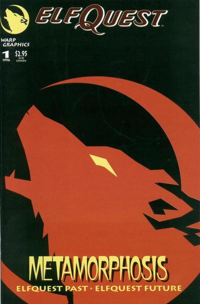 Cover for ElfQuest: Metamorphosis (WaRP Graphics, 1996 series) #1