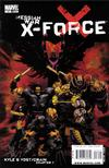 Cover for X-Force (Marvel, 2008 series) #16 [Andrews Cover]