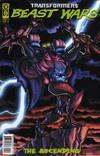 Cover for Transformers Beast Wars: The Ascending (IDW, 2007 series) #4 [Cover A]