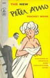 Cover for The New Peter Arno Pocket Book (Pocket Books, 1955 series) #1087