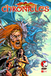 Cover for Dragonlance: Chronicles (Devil's Due Publishing, 2005 series) #2