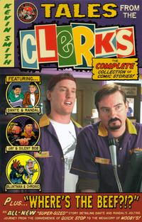 Cover Thumbnail for Tales from the Clerks (Graphitti Designs, 2006 series)